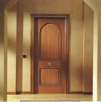 La puerta cerré
